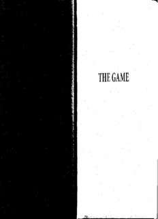 Neil Strauss - The Game - Mystery Method - Pickup Artists - NLP.pdf
