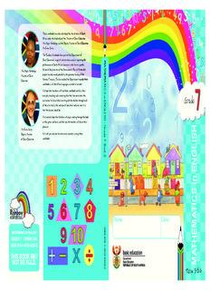 Grade 7: Maths - book 2 - Maths Excellence