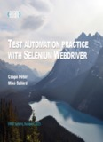 test automation practice with selenium webdriver