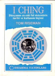 I Ching - Tom Riseman