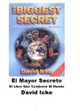 El Mayor Secreto David Icke - Alazul