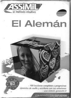 Assimil - El Aleman. Learn German for Spanish Speakers