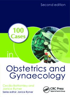 100 Cases in Obstetrics and Gynaecology 2nd Edition