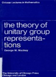Mackey G.W. The theory of unitary group representations - index - Free