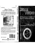 Urban Voodoo: A Beginners Guide to Afro-Caribbean Magic