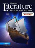 Glencoe Literature: Reading With Purpose, Course 1