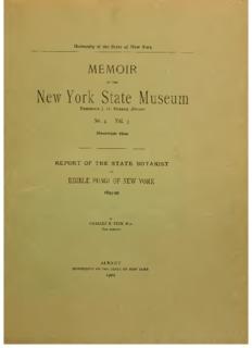 OF THE New York Museum - MykoWeb: Mushrooms, Fungi, Mycology
