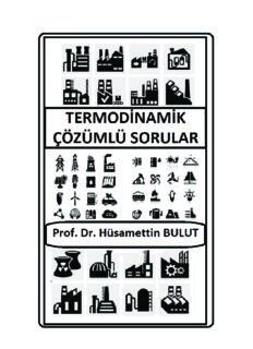 Termodinamik-Çözümlü Sorular Kitabı