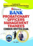 Bank Probationary Officers Common Written Exam.
