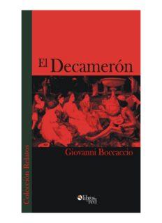 Giovanni Boccaccio - El Decamerón