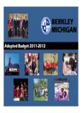 BERKLEY MICHIGAN - City of Berkley