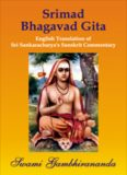Srimad Bhagavad Gita: English Translation of Sri Sankaracharya's Sanskrit Commentary
