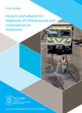 Impacts and adaptation responses of infrastructure and communities to heatwaves