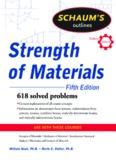 Schaum's Outlines Strength of Materials