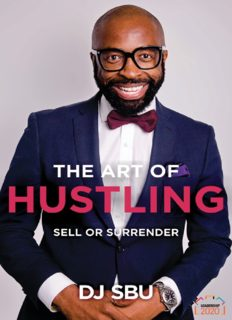 The Art of Hustling : Sell Or Surrender