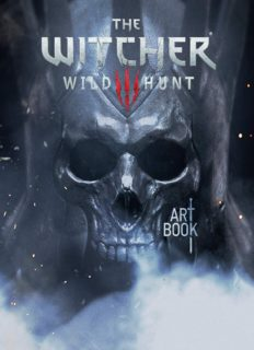 The Witcher 3: Wild Hunt ArtBook