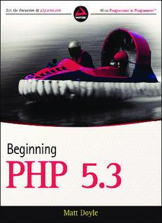 Beginning PHP 5.3 by Matt Doyle.pdf