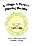 Torrance Unified School District Torrance, California