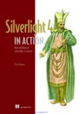 Silverlight 4 in Action: Silverlight 4, ViewModel Pattern, and WCF RIA Services