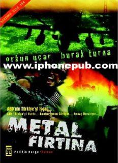 Metal Fırtına - Orkun Uçar ve Burak Turna