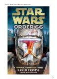 Order 66 (Star Wars: Republic Commando: Book 4)