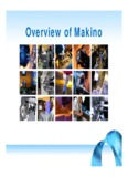 Overview of Makino