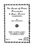 The Secrets Of Prana, Pranayama & Yoga Asanas