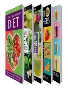 Anti-Inflammatory Diet: Anti-Inflammatory Diet Box Set: Anti-Inflammatory Diet Cookbook, Anti-Inflammatory Recipes, Anti-Inflammatory Plan: Anti-Inflammatory ... Recipes, Anti-Inflammatory Plan)