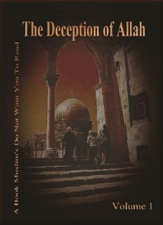 The Deception of Allah