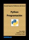 Phyton Programación Versión 1.5