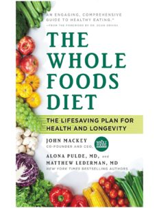 The Whole Foods Diet PDF EBook Download-FREE