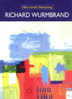 the total blessing RICHARD WURMBRAND