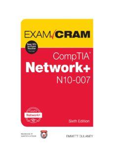 CompTIA® Network+ N10-007, 6/e