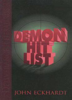 Deliverance thesaurus : demon hit list