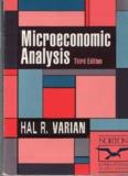 Varian: Microeconomic Analysis, 3rd. Ed. - MilesLight.com