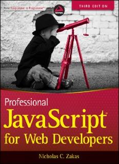 Professional: JavaScript® for Web Developers