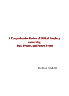 Eschatology – A Comprehensive Analysis of End-Time Prophecy
