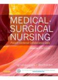 Medical-Surgical Nursing Patient-Centered Collaborative Care