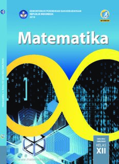 Matematika (Kelas XII SMA/MA/SMK/MAK)