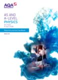 AS and A-level Physics Practicals handbook Practicals