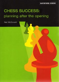 Chess Success: Planning After the Opening (Batsford Chess Books)