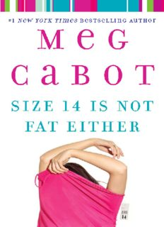 Size 14 Is Not Fat Either (Heather Wells Mysteries)
