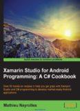 Xamarin Studio for Android Programming