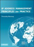 IP Address Management Principles and Practice (IEEE Press Series on Network Management)