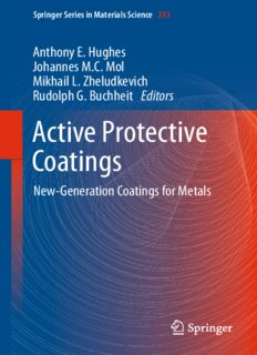 Active Protective Coatings: New-Generation Coatings for Metals