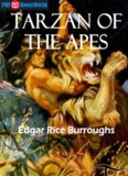 Tarzan of the Apes, by Edgar Rice Burroughs