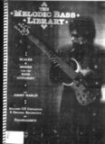 The Melodic Bass Library - Scales & Modes for the Bass Guitarist
