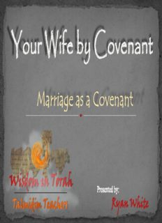 The Marriage Covenant by Derek Prince
