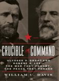 Crucible of command : Ulysses S. Grant and Robert E. Lee -- the war they fought, the peace