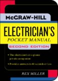 Electrician's Pocket Manual (Pocket References (McGraw-Hill))